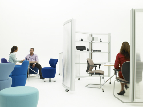 reception furniture specialist breakout seating orangebox point breakout seating