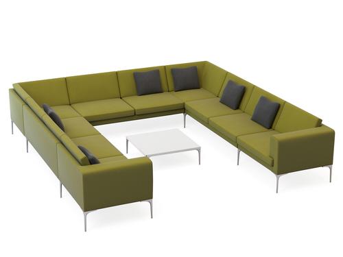 Reception Furniture Specialist | Reception Seating | Orangebox ...