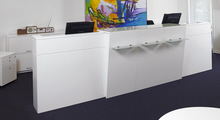 Laminate Receptions Cover