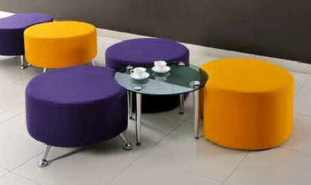 Ocee Design Casino Stools Breakout Seating