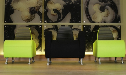 Ocee Design Mood Reception Seating