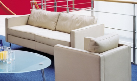 Orangebox Ogmore Reception Seating