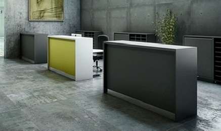 Fumac Focus Reception Furniture